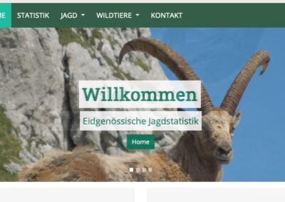 Datenbank über Wildtiere und die Jagd aktualisiert